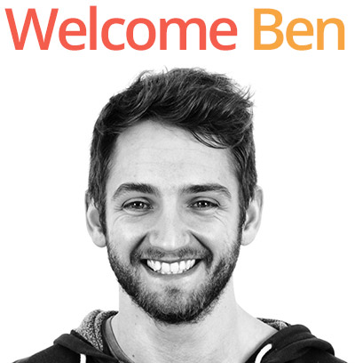 Welcome Ben!